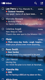Yahoo Mail - screenshot thumbnail