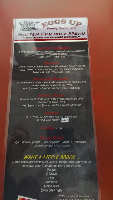 Even a new REAL menu!