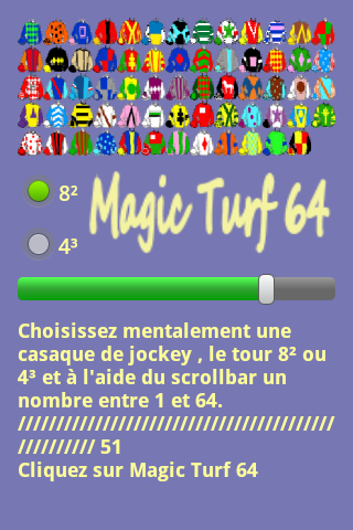 Magic Turf 64