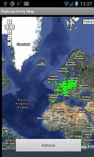 Radioactive@Home Map- screenshot thumbnail