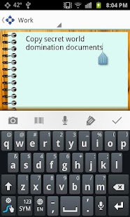 HyperNotes- screenshot thumbnail
