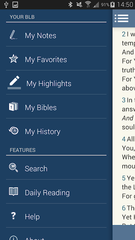 Blue Letter Bible APK Latest Version Download Free Books