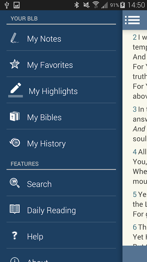 Blue Letter Bible - Android Apps on Google Play