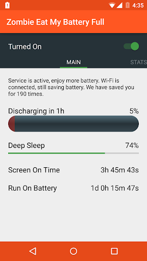 ZEMB Full Battery Saver