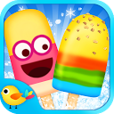 Ice Pops Maker Salon mobile app icon