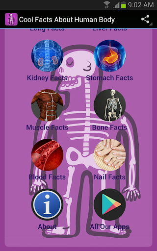 玩免費醫療APP|下載有关人体的事实 app不用錢|硬是要APP
