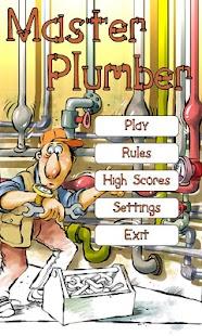 Master Plumber - screenshot thumbnail