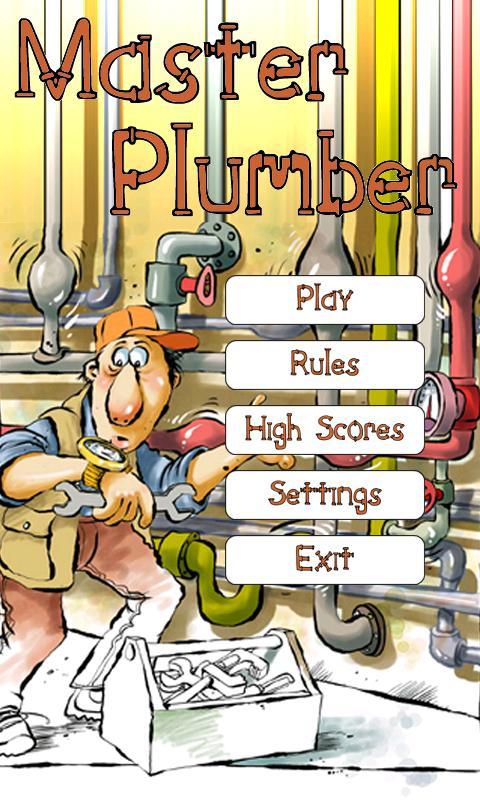 Master Plumber - screenshot