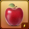 batería de manzana icon