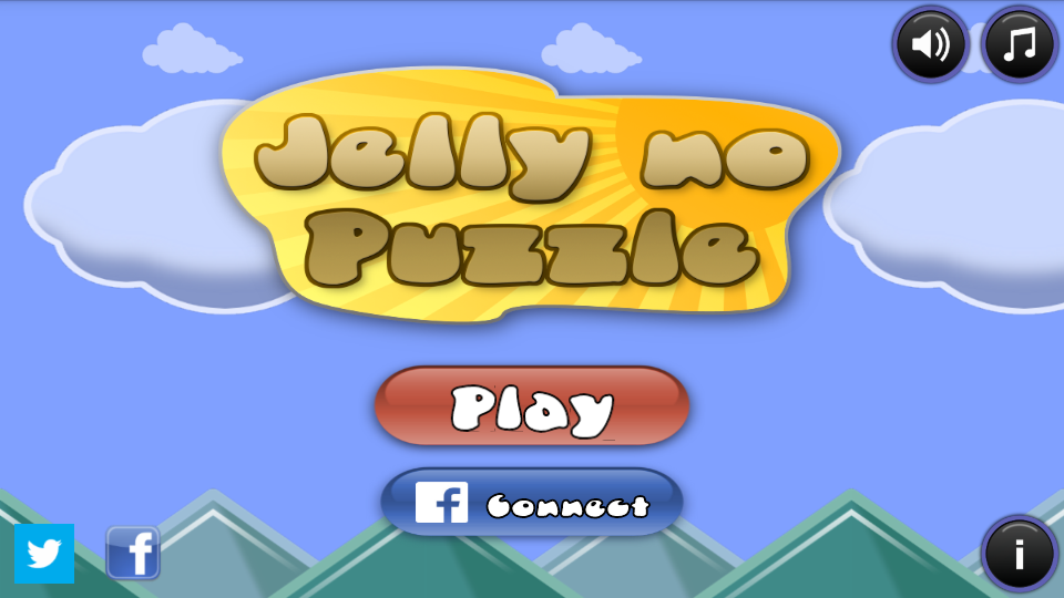 Puzzle of Jellies- screenshot