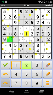 Sudoku Grab'n'Play Plus- screenshot thumbnail