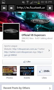 V8 Supercars News- screenshot thumbnail