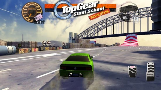 Top Gear: Stunt School SSR Pro - screenshot thumbnail
