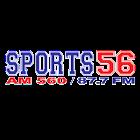 Sports 56/87.7FM icon