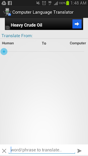 Binary Converter Translator