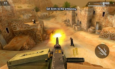 Modern Combat 2 Black Pegasus screenshot