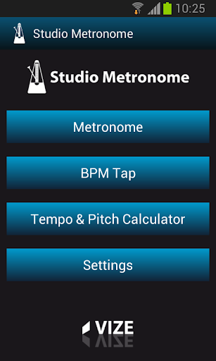 Mobile Metronome - Android app on AppBrain