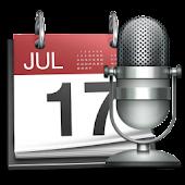 VoCal-Voice Calendar Scheduler