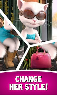 Talking Angela - screenshot thumbnail