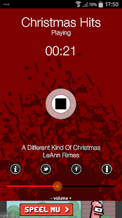 Christmas Hits Radio- screenshot thumbnail