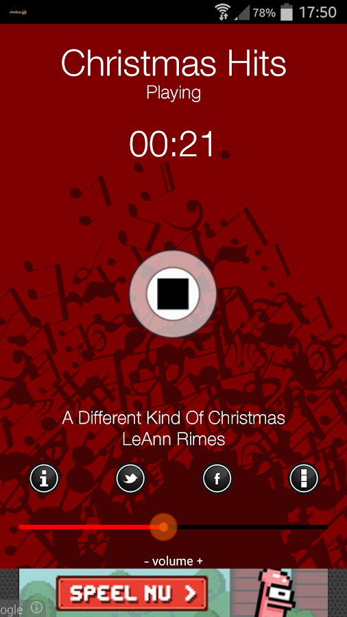 Christmas Hits Radio- screenshot