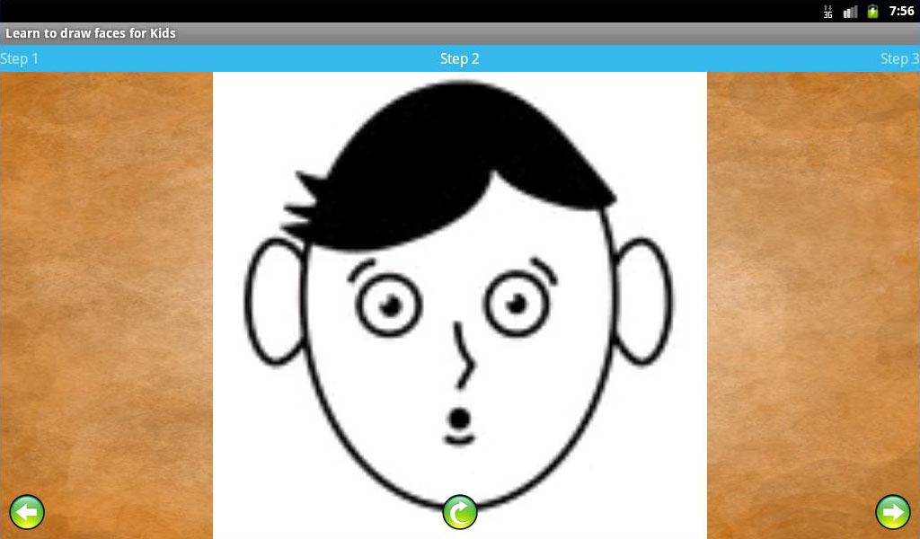 learn to draw faces app