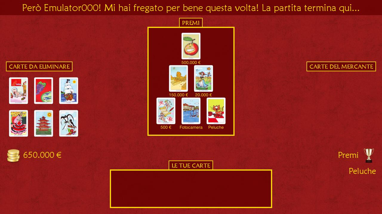 Mercante in Fiera - screenshot