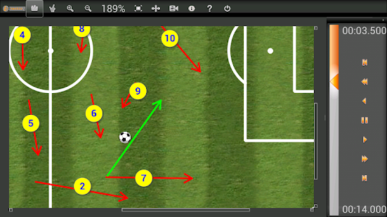 In-Tactic Player- screenshot thumbnail