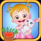 Baby Hazel Pet Care Games icon