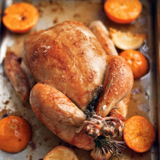 Roasted Chicken with Citrus.