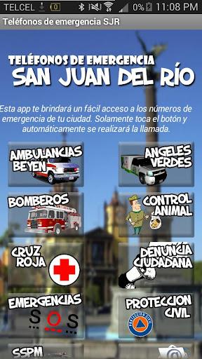 Teléfonos de Emergencia - SJR