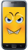Screenshot of Funny Face, Smileys