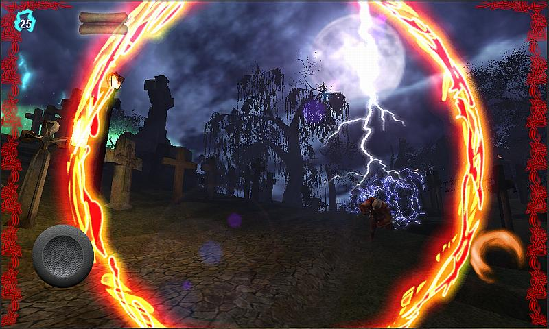 Exorcist - 3D- screenshot