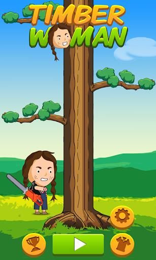 Timber woman