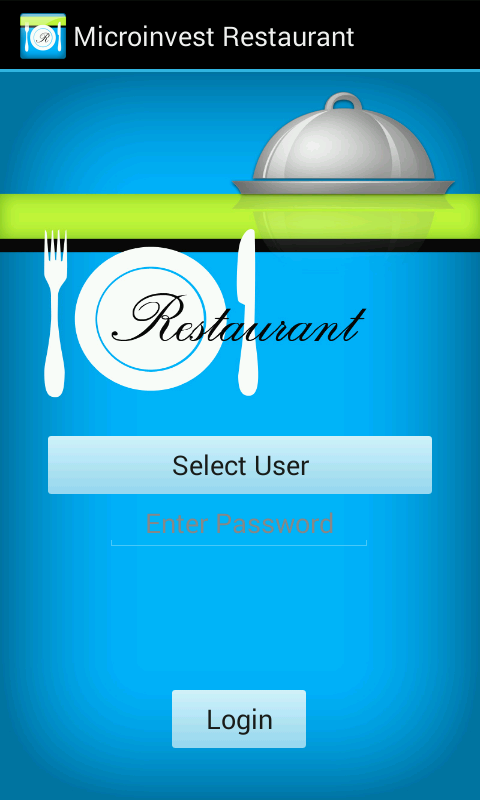 Microinvest Restaurant- screenshot