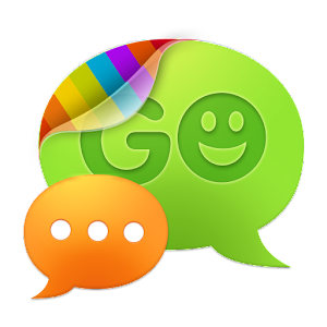 GO SMS Pro SimplePaper theme