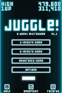 Juggle!- screenshot thumbnail