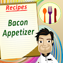 Bacon Appetizers Cookbook Free icon