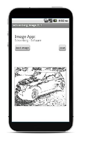 Foto in Malbuchbild umwandeln