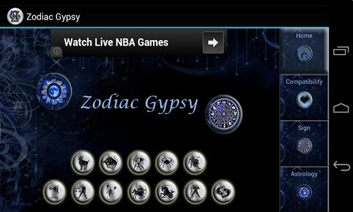 Zodiac Gypsy