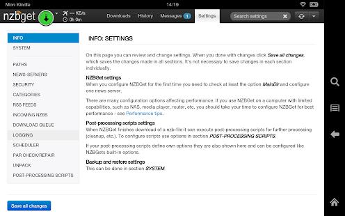 NZBGet Mobile - AppRecs