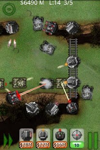 Armored Defense II Lite: Tower - screenshot thumbnail