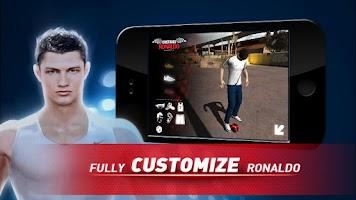 Screenshot of Cristiano Ronaldo FREE Style