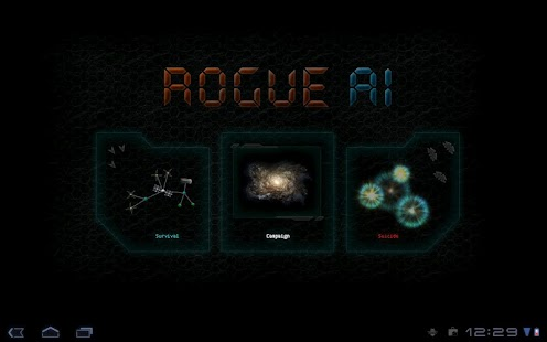 Rogue AI - Demo - screenshot thumbnail