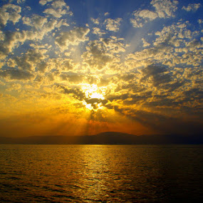 The end by Donat Piber - Landscapes Sunsets & Sunrises ( sun )