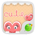 Cute GO Keyboard Theme icon