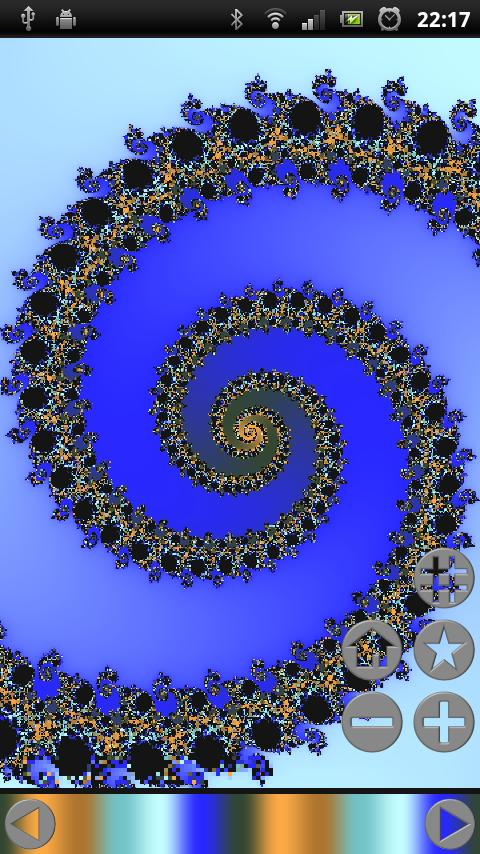 Fractal Shot Lite- screenshot