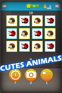 Animals Memory Rush - screenshot thumbnail