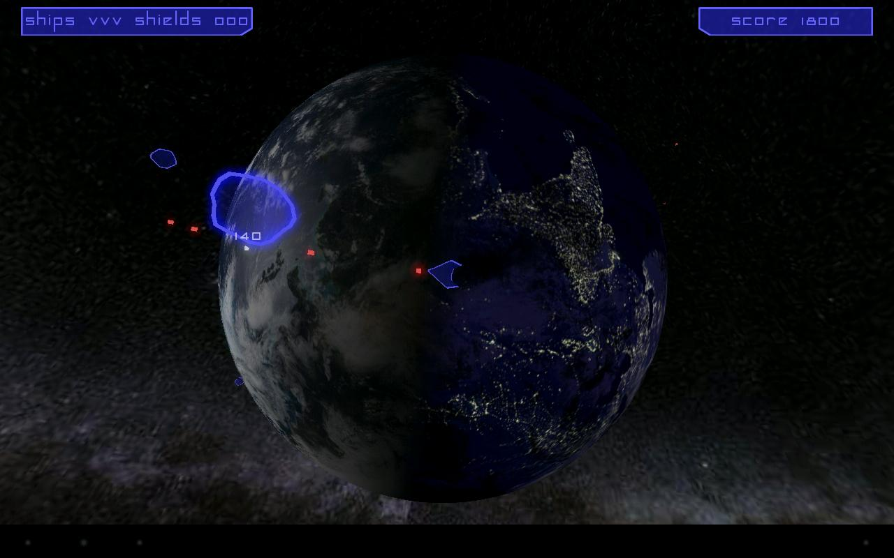 Blue Planet: Earth - screenshot