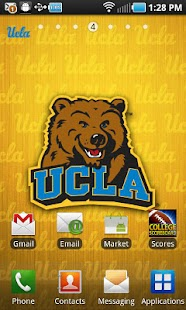 UCLA Revolving Wallpaper - screenshot thumbnail
